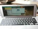macbook air i5 2012 128gb hdd et 4g ram